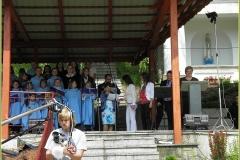 Próba w Szczyrzycu /26.06.2011/