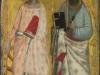 Allegretto Nuzi; Św.św. Katarzyna i Bartłomiej (ok. 1350)