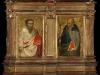 Mariotto di Nardo; św. św. Bartłomiej i Antoni Abbot (1408)
