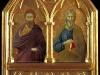 Ugolino di Nerio; św. św. Bartłomiej i Andrzej (ok. 1324-25)
