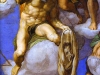 Michał Anioł (fresk w Kaplicy Sykstyńskiej)