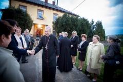 Wizytacja Biskupa i Bierzmowanie 2015