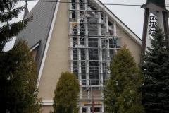 Wymiana okna frontowego
